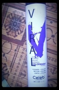 Celebrity Luxury Viral Colorwash Extreme purple